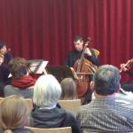 Dozententrio der Musikschule Waldbröl